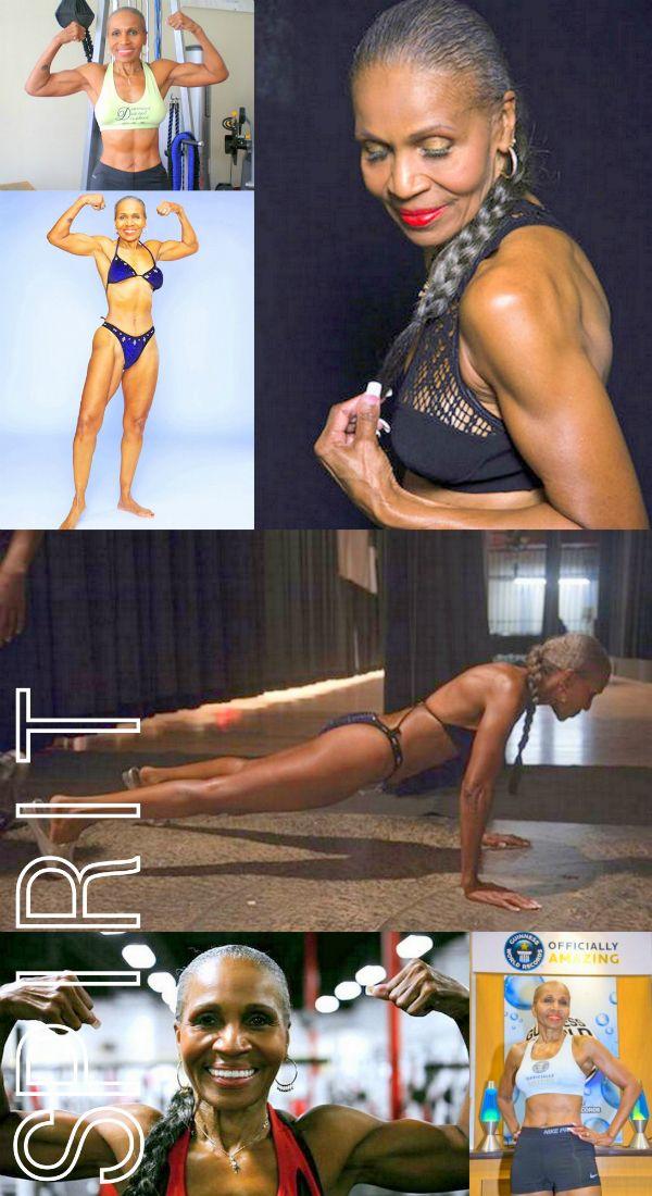 Florida bodybuilder reife weibliche in