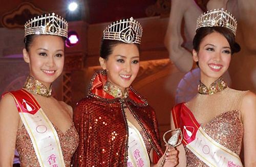 Kong miss pageant hong beauty