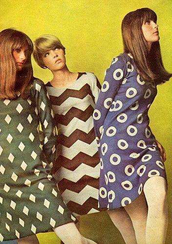 Jahre vintage 70er kleidung 60er