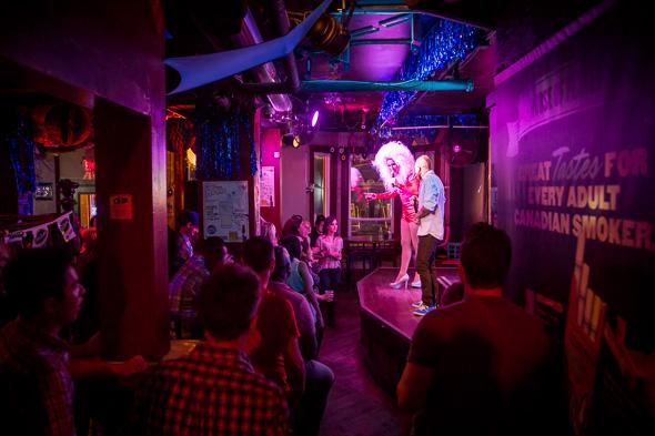 Ontario strip club in scarborough,