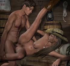Frau big comics spankings boob