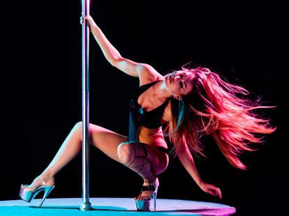 Vegas las privaten in stripperinnen