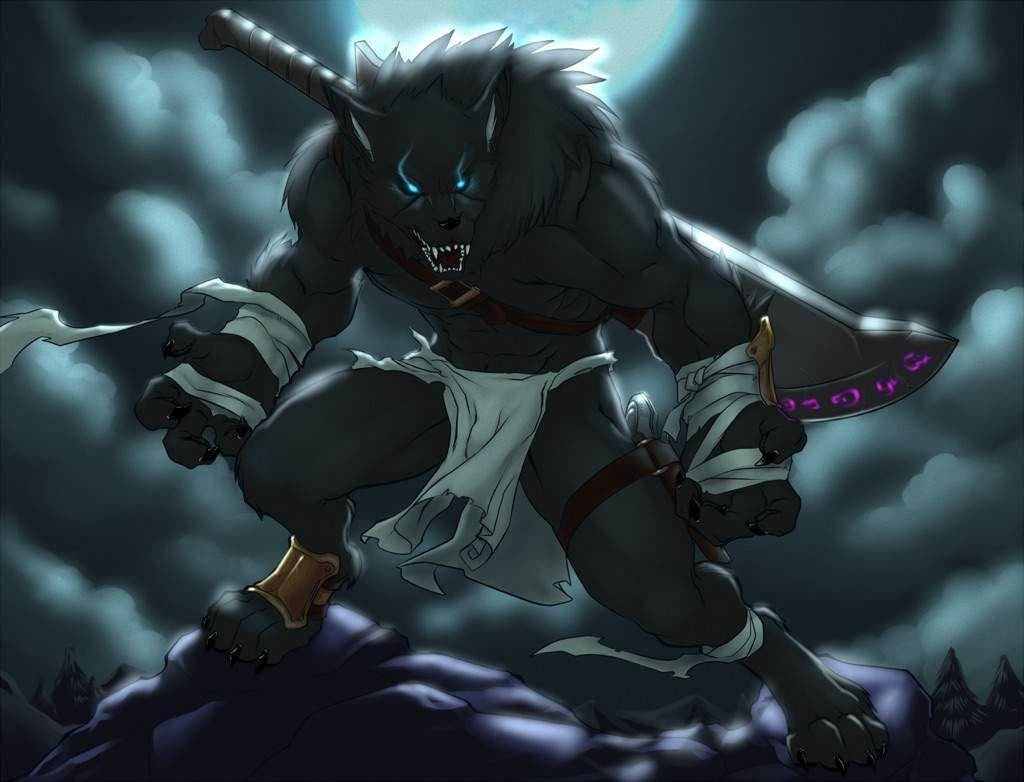 Wolf sexy madchen hentai furry