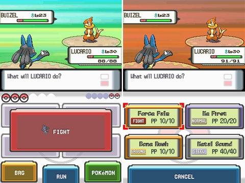 Dimand perle xxx und pokemon