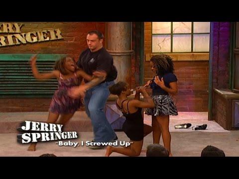 Show springer girls nackte jerry die