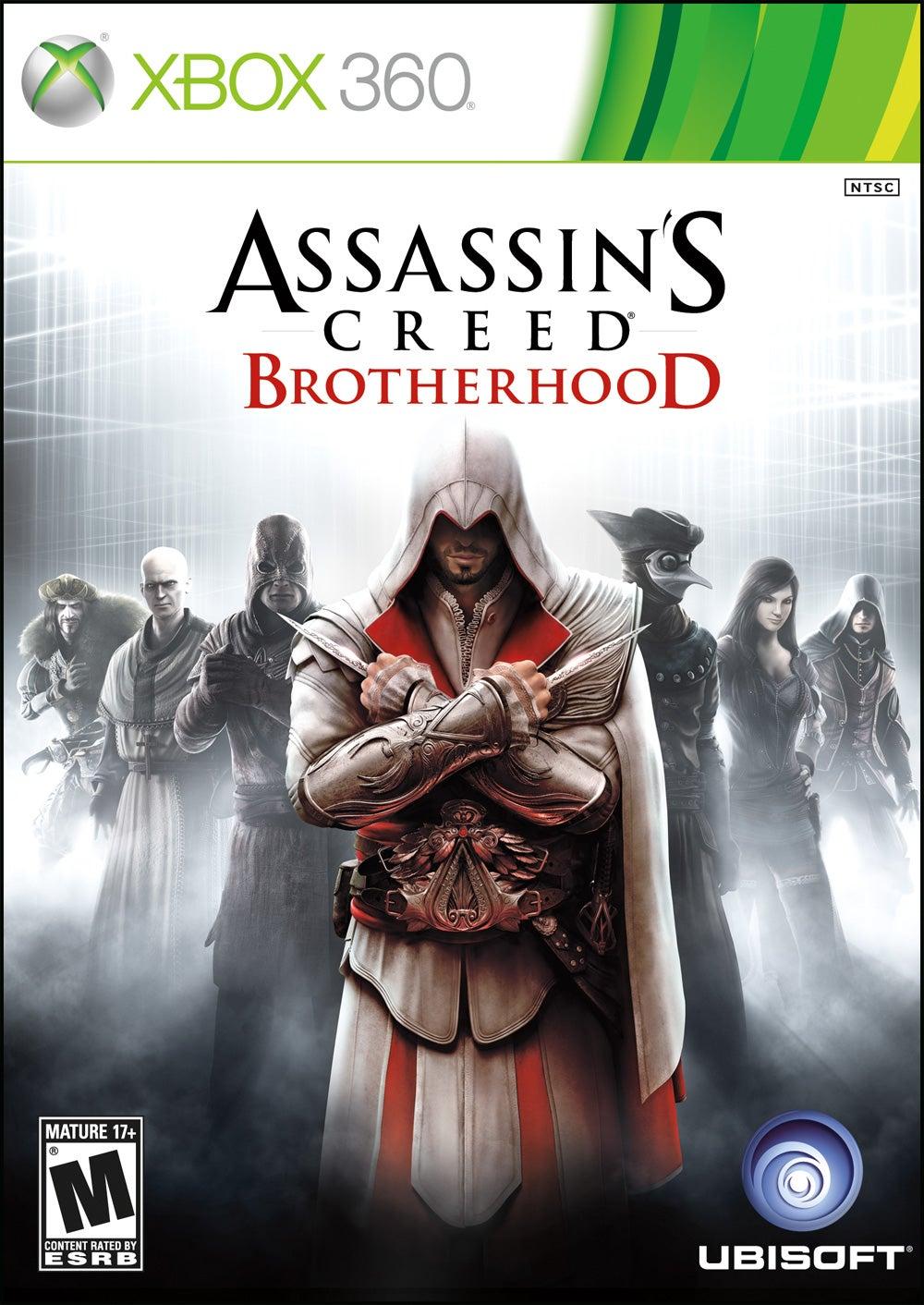 Creed brotherhood porno s assassin