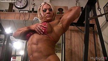 Bodybuildern weiblichen freies nude pic von