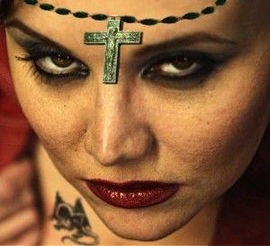 Piercings extreme tattoos nude und