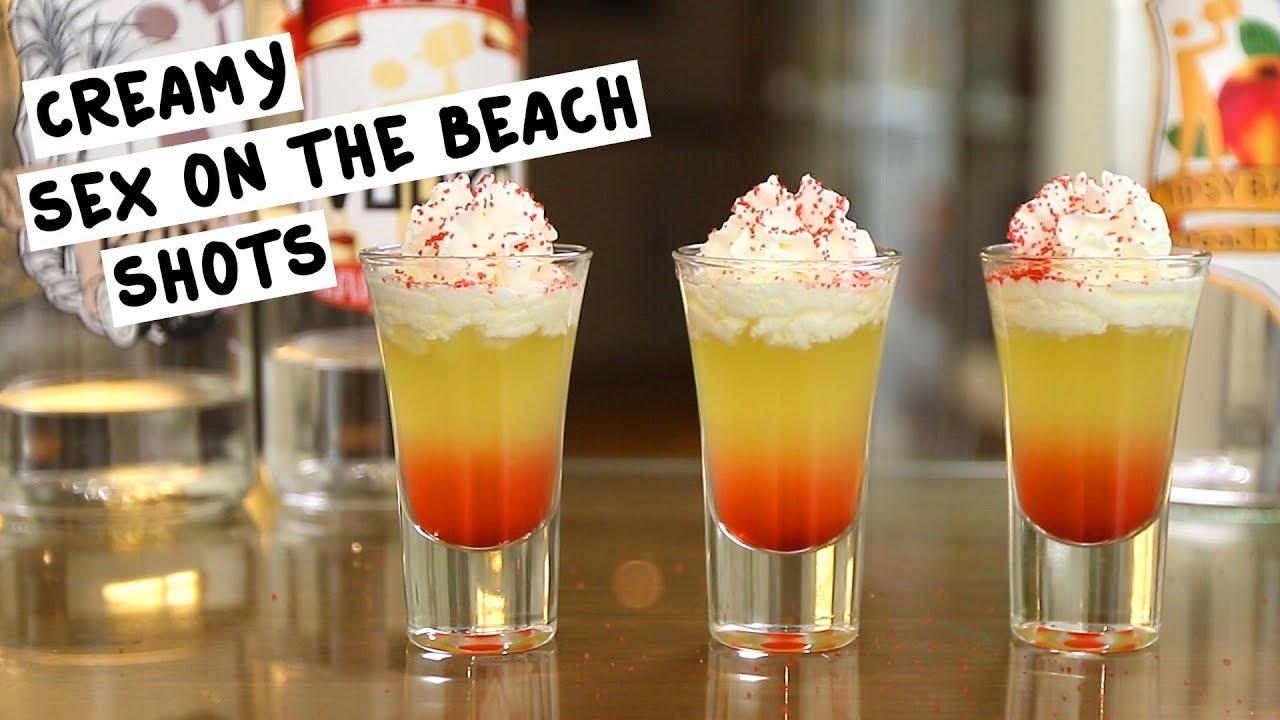 Sex the beach on baileys