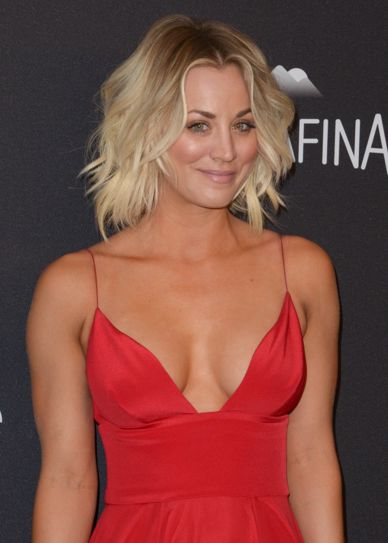 Fake celebrity kaley nudes cuoco