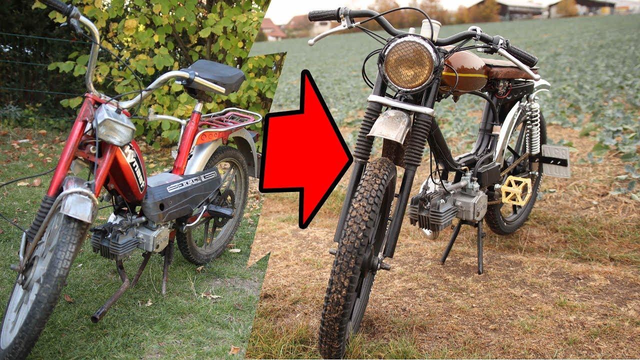 Verkauf vintage zum dirt bike
