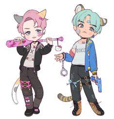 Bang lil gang miss kitty