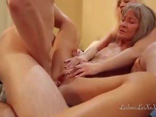 Fest anal lick flotter dreier
