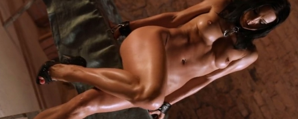 Porno stars bodybuilder nackte frauen