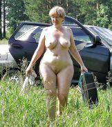 Bush huften big milf breite titten