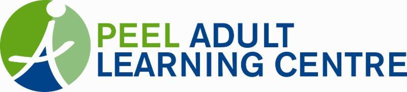 Center dufferin peel adult lernen