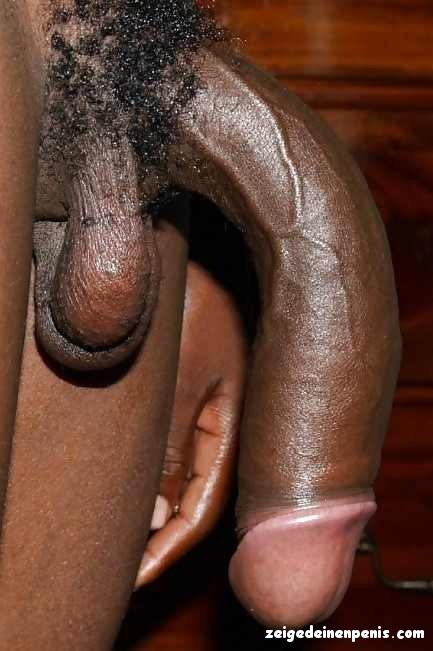 Mit frau sex schwarze fette big cock