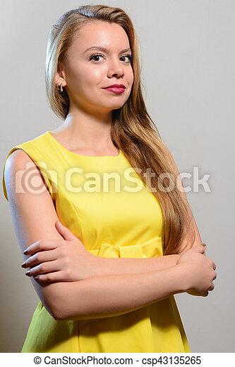 Frauen mit armen blonde behaarten