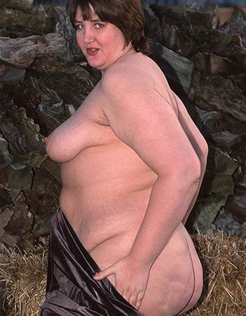 Frau titten sex dicke fett