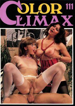 Magazine vintage porn color climax