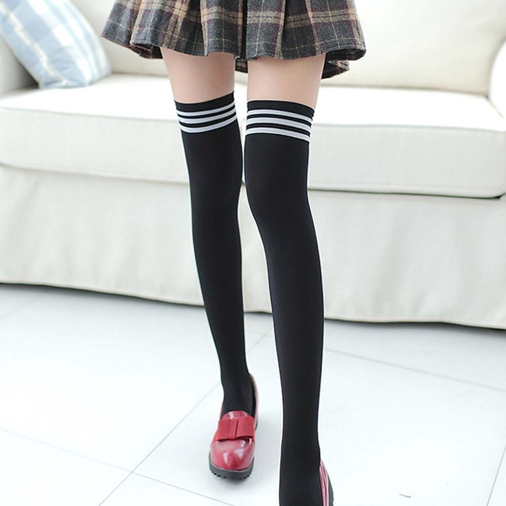 Sock japanische teen high knee