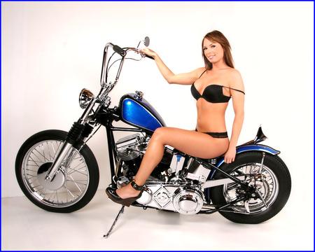 Biker rallye wettbewerb nackt am