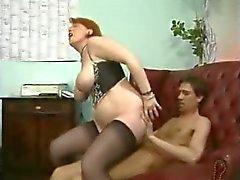 Sex lehrt reife mutter sohn
