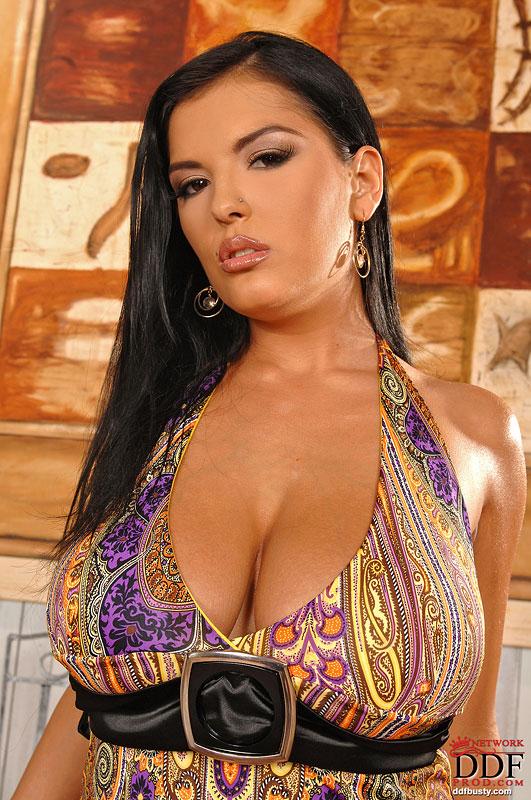 Natural tits black big jasmine