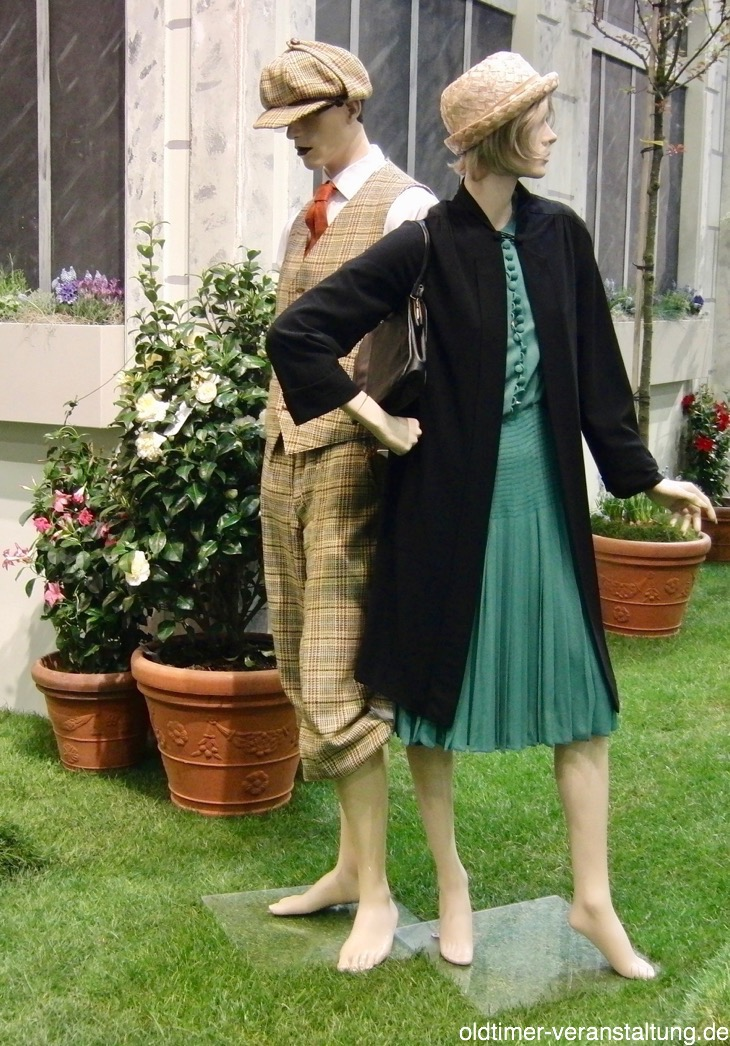 Vintage kleidung finden sie wo zu