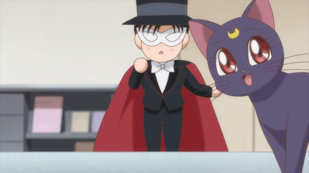 Mask tuxedo sailor moon hentai mit