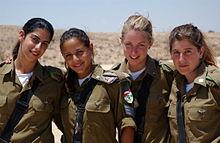 Nackt israelischen der militar armee madchen