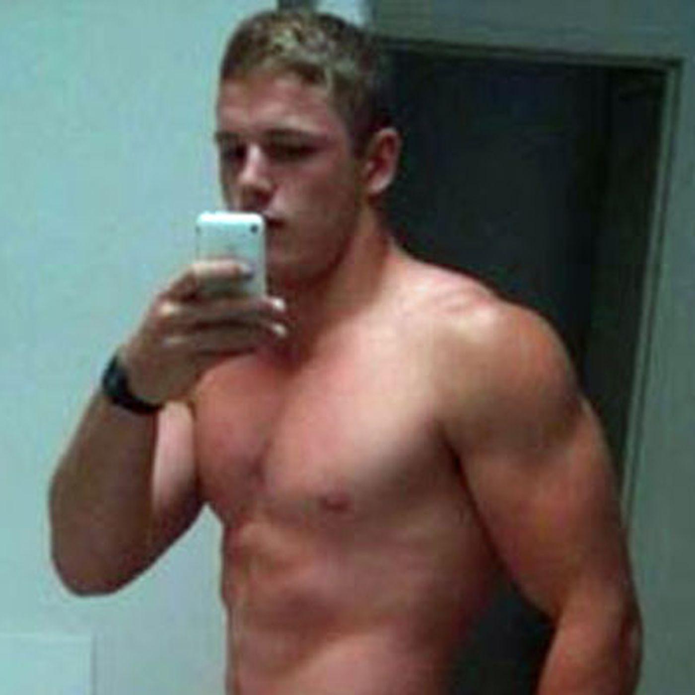 Burgess rugby spieler nude george