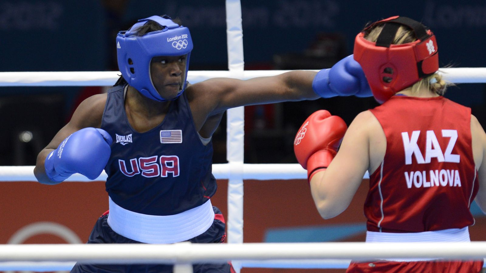 Kopfbedeckung usa boxing amateur wettbewerb