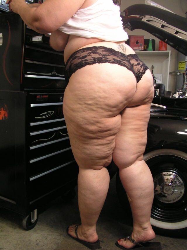 Free cellulite porno big ass