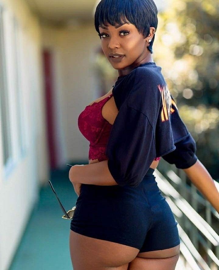 Auf tumblr nude pics black girl hot