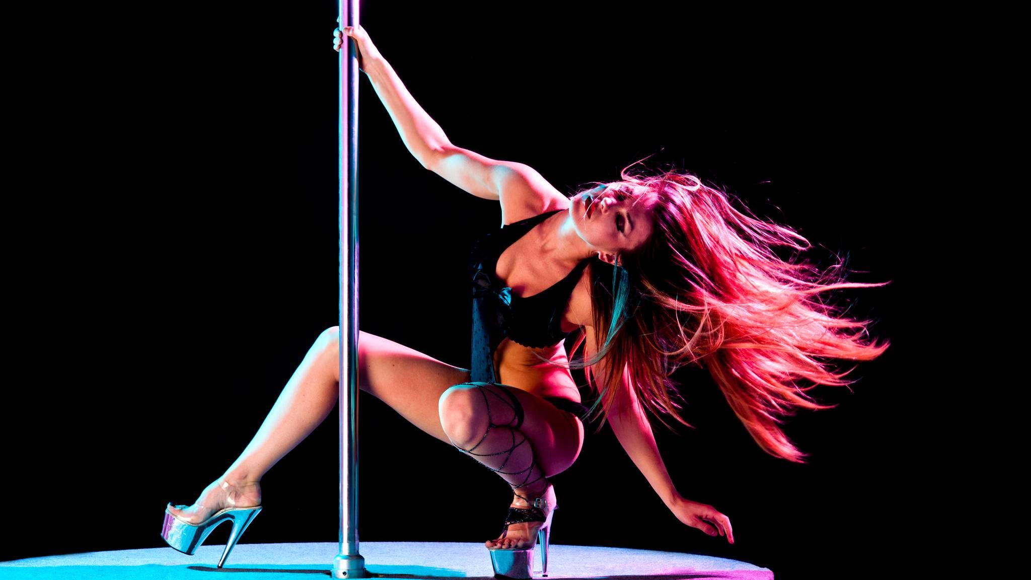 Stripper tun sie es schnell