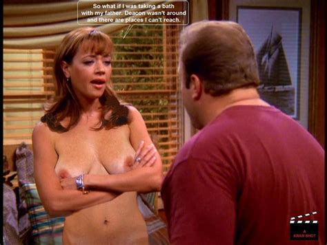 Queens leah king nackt of fakes remini