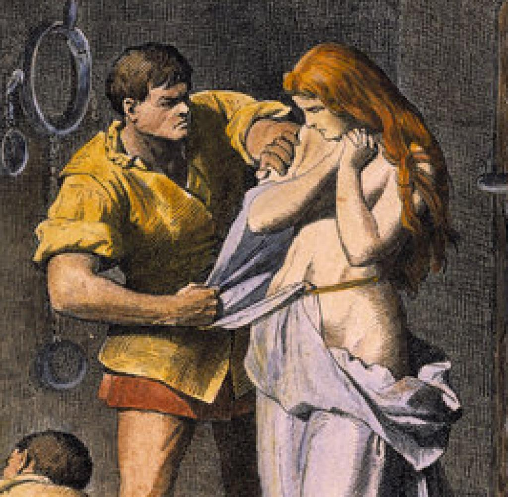 Frauen orgien die teilnehmen die