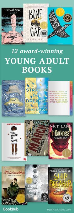 Books teen great for boys young
