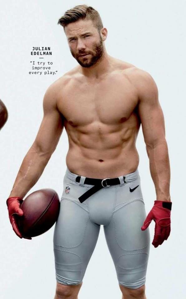 American football spieler nackten mannlichen
