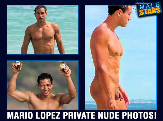 Lopez celebrity male mario nude