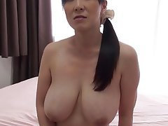Asian big creampie busty tits