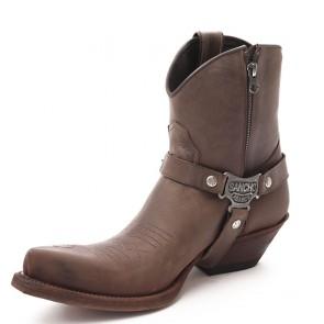 Schuhwerk und pelzige sexy wild stiefel
