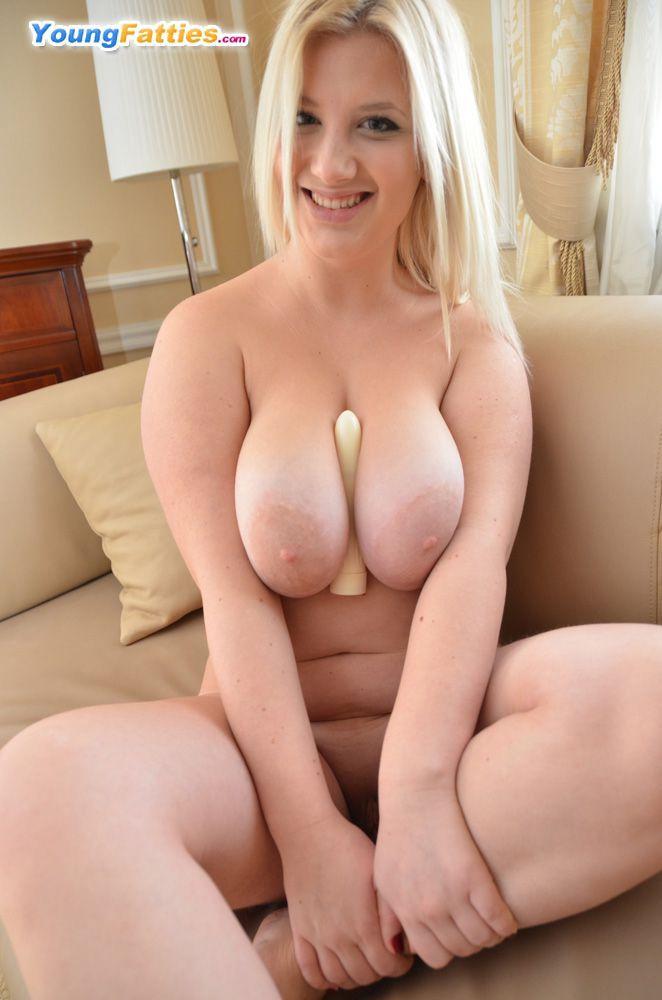 Big big ass blond tits