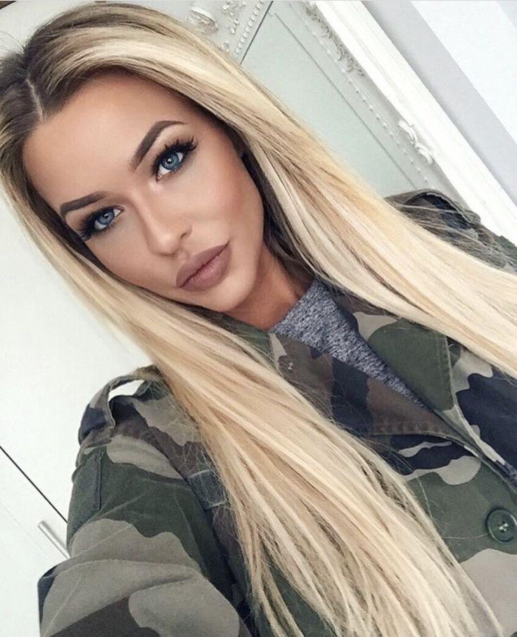 Blonde mit cute perfekten arschen teen