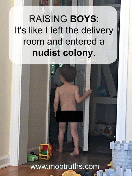 Nude wo boys ich finde