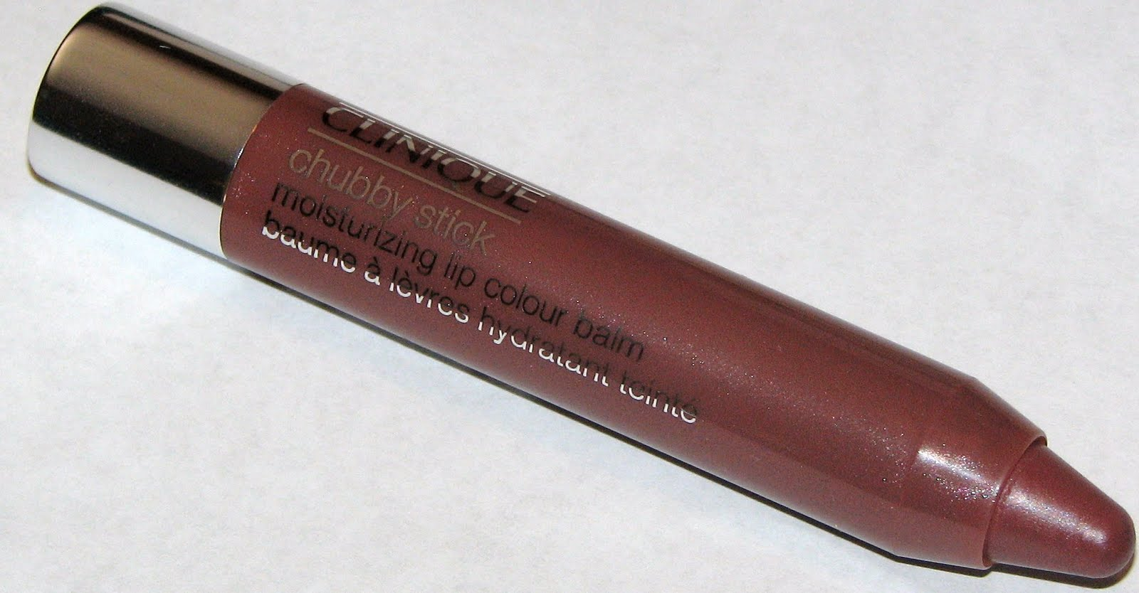 Chubby stick vanille brownie clinique