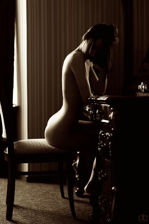 Erotischen der fotografie kunst nackt