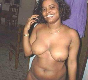 Nude models von black fotos