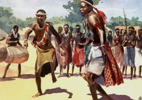 Nackt frauen madchen afrikanischen stamm